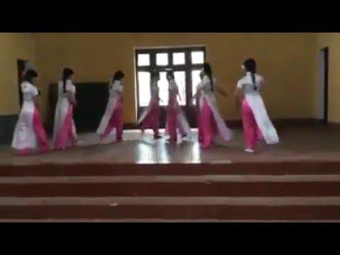 Múa - Biết ơn chị Võ Thị Sáu - A12(12-15) - ĐDT - Thanh Hóa