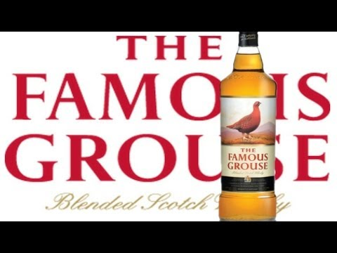 Blended Scotch Whisky Review - Famous Grouse - Edrington Group