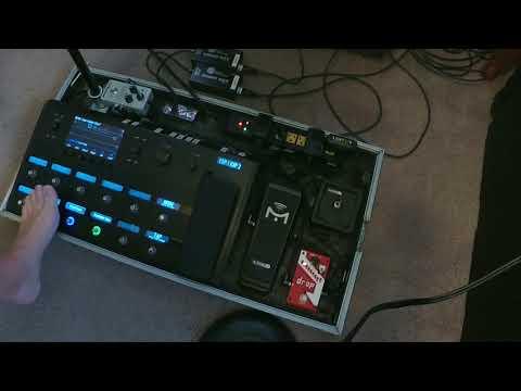 Van Halen One sound with Helix