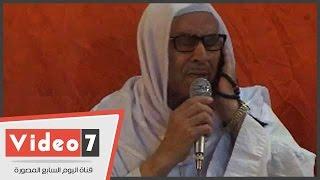بالفيديو.. مصطفى عبد الخالق يفتتح مقر حملته الانتخابية بميت عقبة بتلاوة القرآن