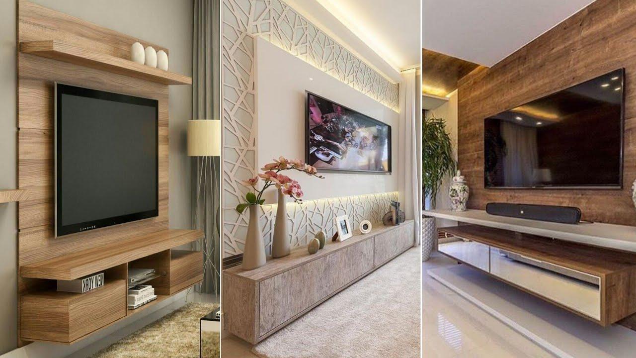 150 Modern TV wall units design ideas Living room TV ...