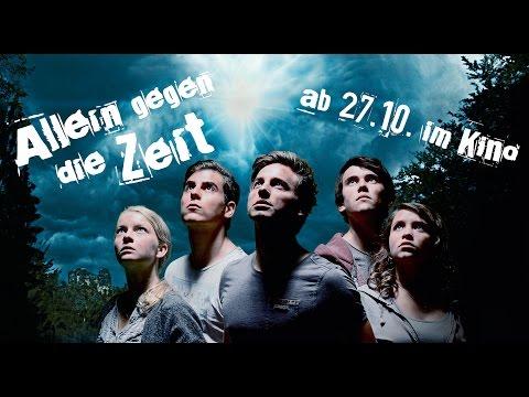ALLEIN GEGEN DIE ZEIT | Trailer (XV) german - deutsch [HQ]