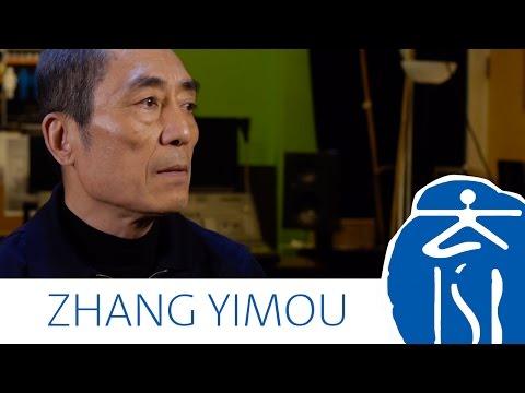 Director Zhang Yimou Visits ISB