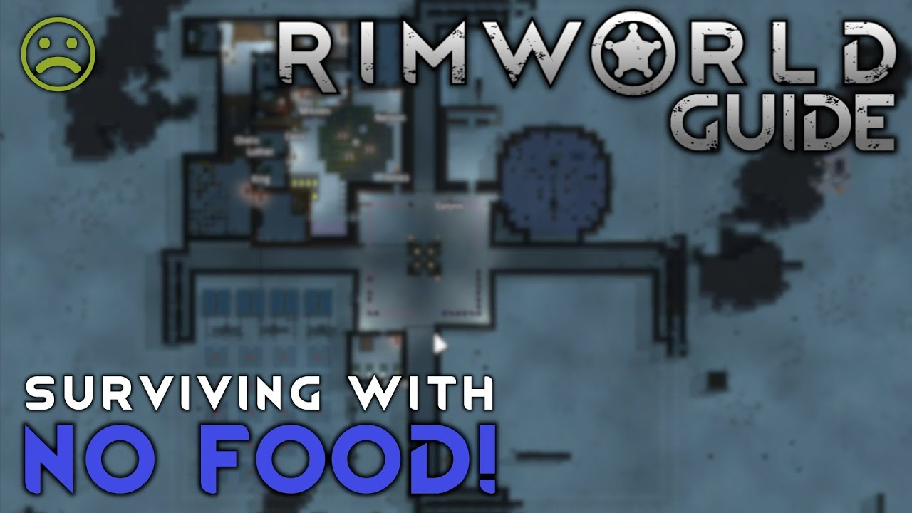 No Food! How Horribly Can You Treat Your Colonists? // RIMWORLD 1 0  TUTORIAL //