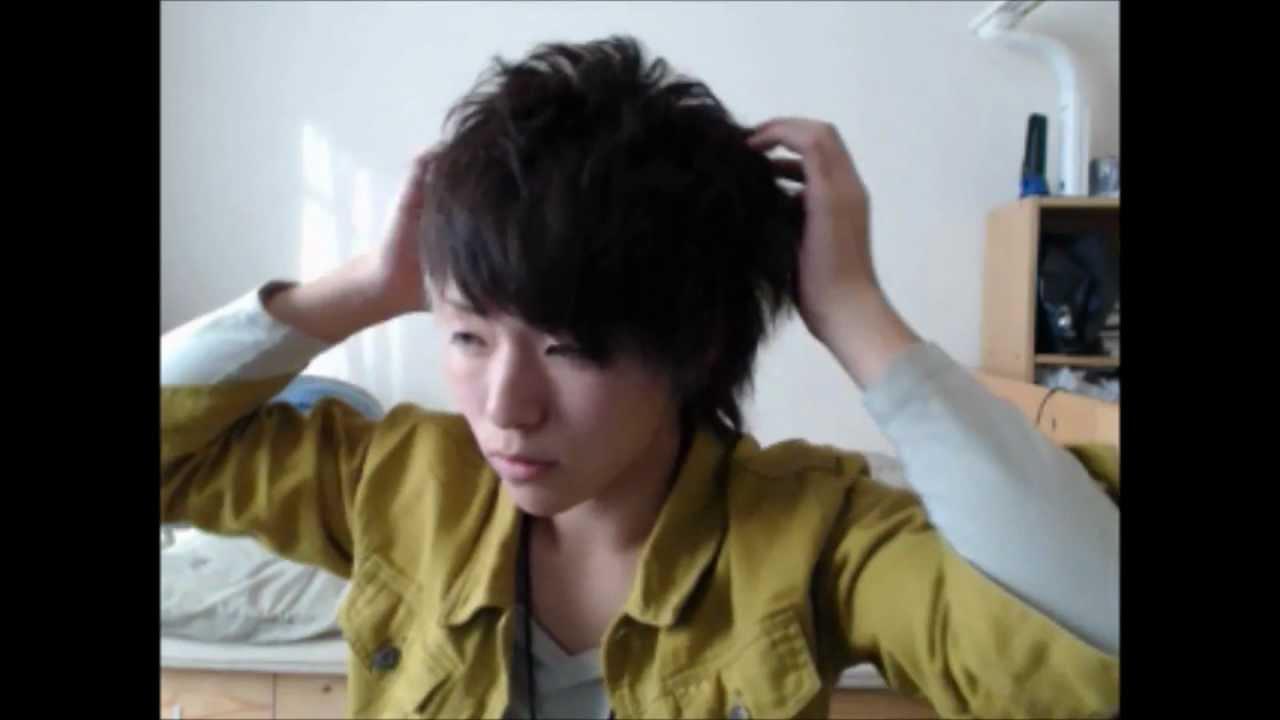 ミックスパーマ風セット How To Asian Hair Style