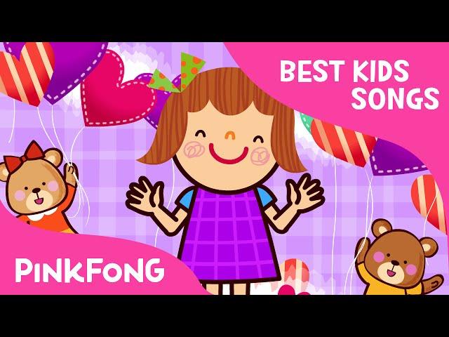 Skidamarink | Best Kids Songs | PINKFONG Songs for Children