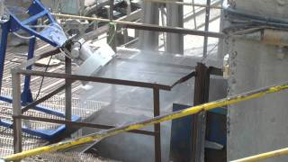 Controlling Dust in a primary Jaw Crusher Take 3
