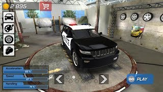 New Car Unlocked - Police Drift Car Driving Android Gameplay HD