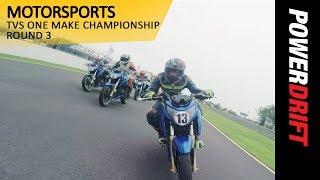 Round 3 of the TVS One Make Championship : Motorsports : PowerDrift