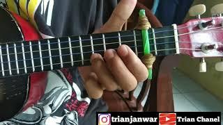 •| melody kepastian rasa - zbi crew by trian janwar cover ukulele |•