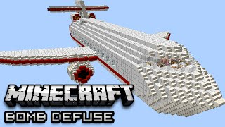 Minecraft: DEFUSE THE BOMB!