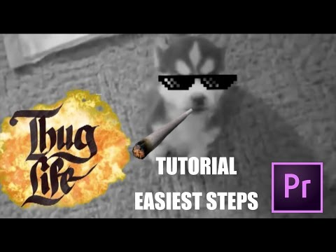 how to make shooting stars meme final cut pro