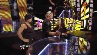 WWE Raw 12/17/12 Full Show (AJ Lee Kisses Dolph Ziggler)