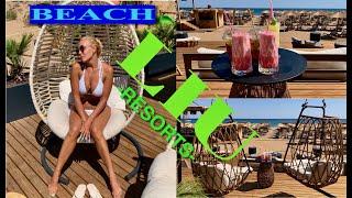 LIU RESORTS BEACH ОБЗОР ПЛЯЖА NEW HOTEL 2021 ОТКРЫТ В ИЮЛЕ 2021 года