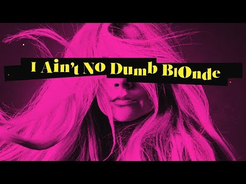 Avril Lavigne feat. Nicki Minaj - Dumb Blonde (Lyric Video) Mp3