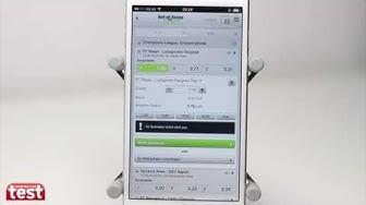 Bet-at-home mobile Sportwetten: so funktioniert die Wett-App von Bet-at-home