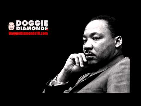 Stop Disrespecting Martin Luther King Jr! By Doggie Diamonds