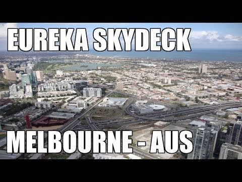 Vacation Australia: Eureka Skydeck - Melbourne - Australia