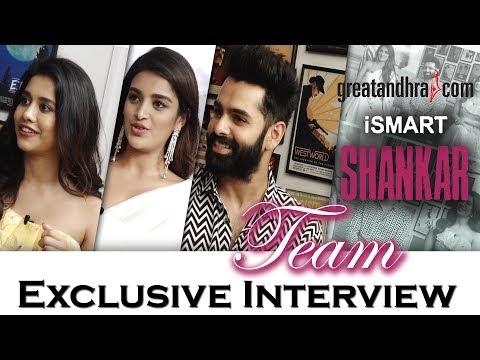 iSmart Shankar Team Exclusive Interview | Ram Pothineni, Nidhhi Agerwal, Nabha Natesh