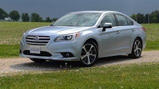Subaru Legacy 2015 Videos