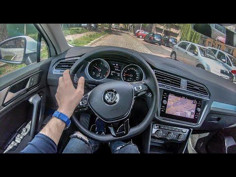 Volkswagen Tiguan II | 4K POV Test Drive #219 Joe Black