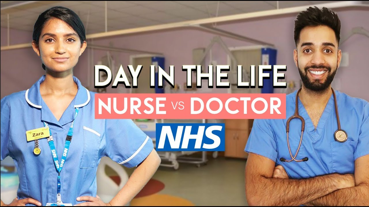 Download Nurse vs Doctor Day In the Life Vlog | Surgical Edition w/@Kiran Morjaria