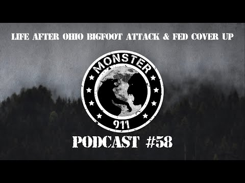 """*MOST ANTICIPATED SHOW of 2019! - """"Life After The Ohio BIGFOOT Attack & Fed Cover Up!"""""""