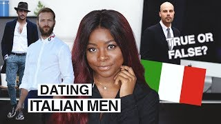 Of like guys italian woman What type do