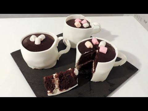 tuto p te sucre tasses de chocolat chaud william 39 s kitchen youtube. Black Bedroom Furniture Sets. Home Design Ideas