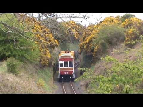 Isle of Man Railways Rush Hour Weekend 2010