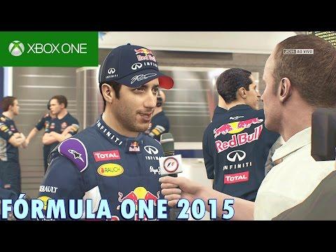 F1 2015: TEMPORADA MOLHADA [XBOX ONE - PT-BR]