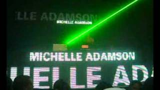 Watch Michele Adamson Blood On The Microphone video