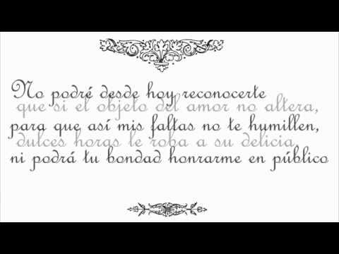 Hermoso poema de amor de William Shakespeare