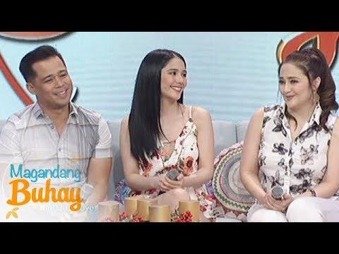 Magandang Buhay: Dingdong & Jessa's promise to Jayda