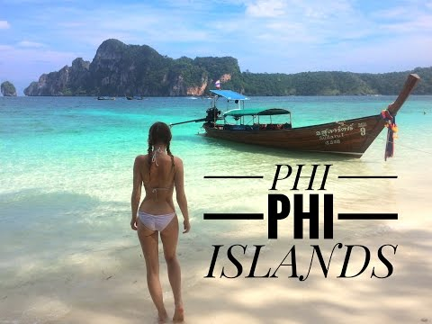 THIS IS ONE OF THE MOST BEAUTIFUL PLACES EVER! - Koh Phi Phi