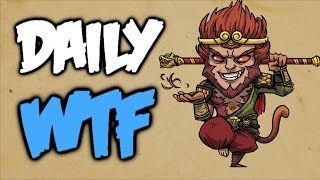 Dota 2 Daily WTF - Ninja chase