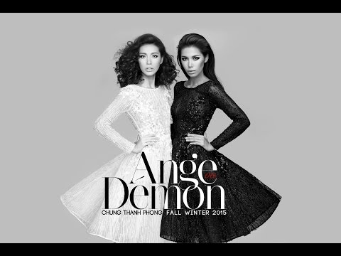 CHUNG THANH PHONG - FALL WINTER 2015 FULL FASHION SHOW - ANGE OU DÉMON ( Official )