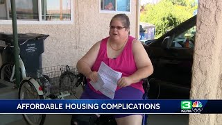 Suisun City woman faces housing challenges with Section 8 voucher