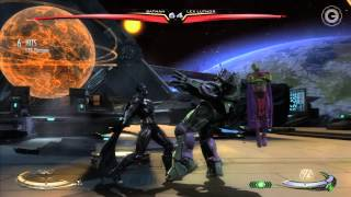 INJUSTICE: GODS AMONG US - wideorecenzja OG/iPLA GAMER (PS3, XBOX360)