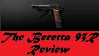 Combat Arms: The Beretta 93R Review | Exploring The Arsenal Extra 30 [TouhouSniper98/AzN3AlK0]