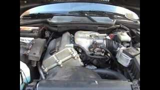 Ralentí en frío de un BMW E36 M42