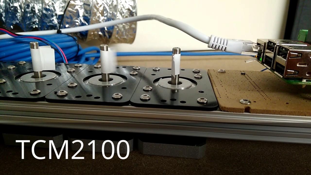 A4988 vs TMC2100 (Protoneer RPi CNC Hat)