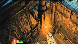 Lara Croft and the Guardian of Light - Parte 1 - Español