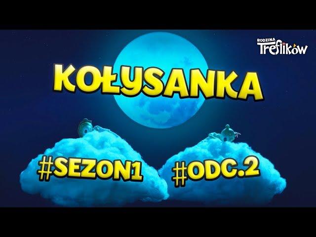Bajki dla dzieci - RODZINA TREFLIKÓW - sezon 1 - odc. 2 -