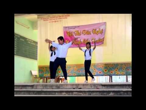 Khúc Hát Chim sơn ca - Tốp múa lớp 7A3 Trường THCS&THPT LÊ HỒNG PHONG_SÓC TRĂNG