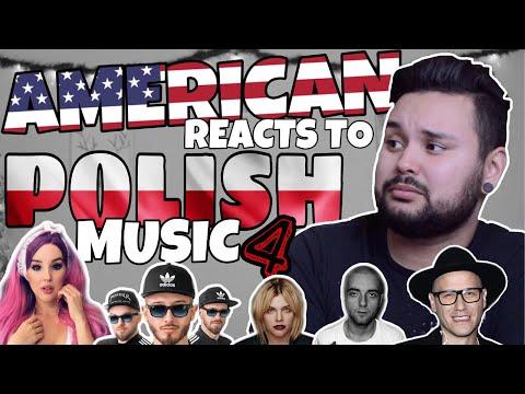 American REACTS // Polish Music 4