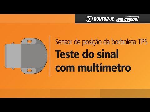Sensor de posição da borboleta TPS - 2/2 | Doutor-IE em Campo ep.069
