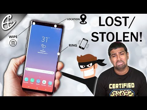 Phone Lost Or Stolen? Here's What To Do!
