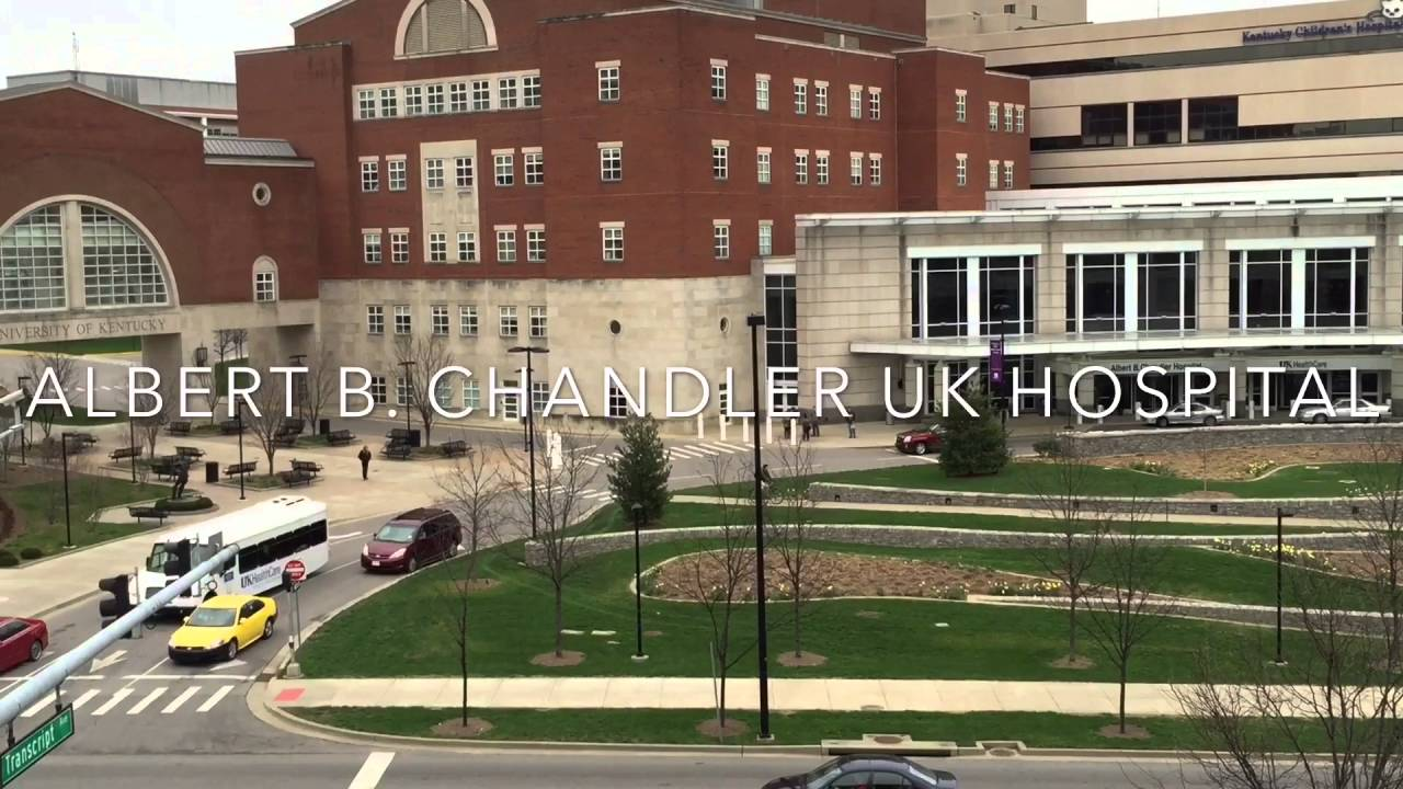 Albert B Chandler University Of Kentucky Hospital