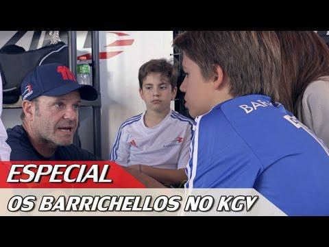 OS BARRICHELLOS: CORRIDA KGV - ESPECIAL #77 | ACELERADOS